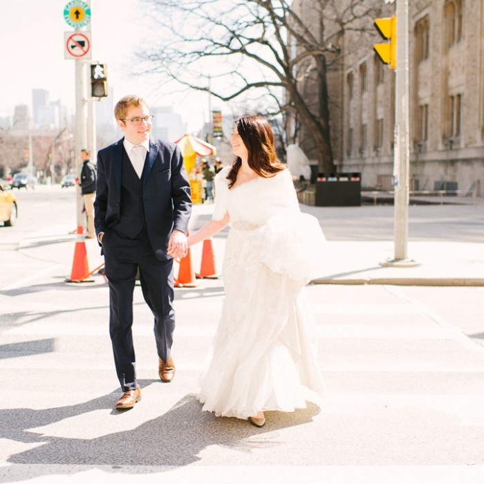 Mellow Yellow in Toronto | Park Hyatt Jewish Wedding